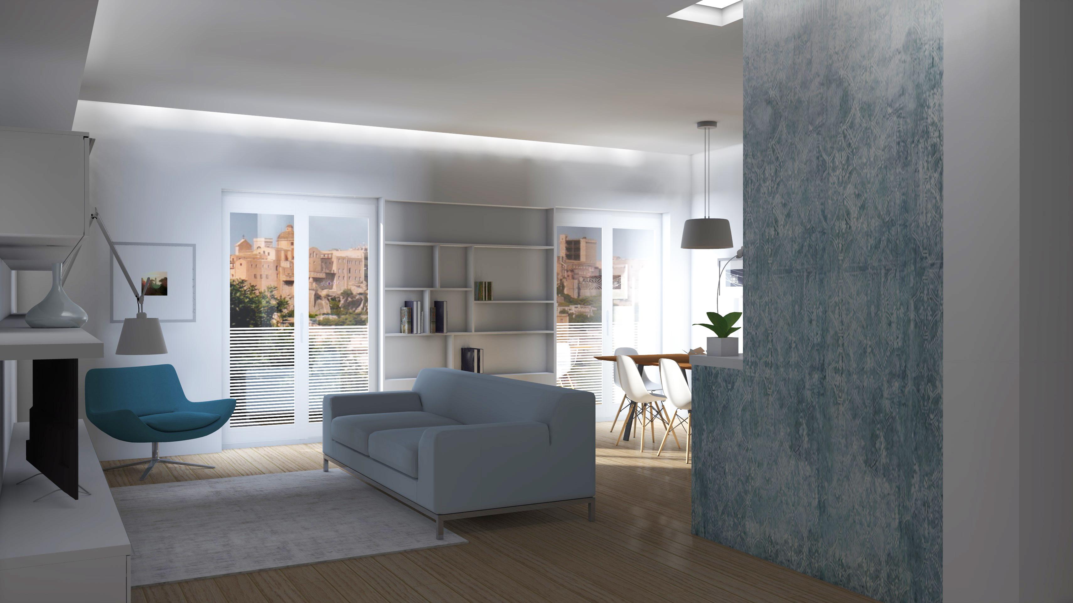 Illuminazione Ingresso Appartamento : Appartamento cp u essequadro p